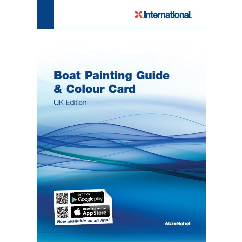 International Paint Guides, Colour Cards & Product Info