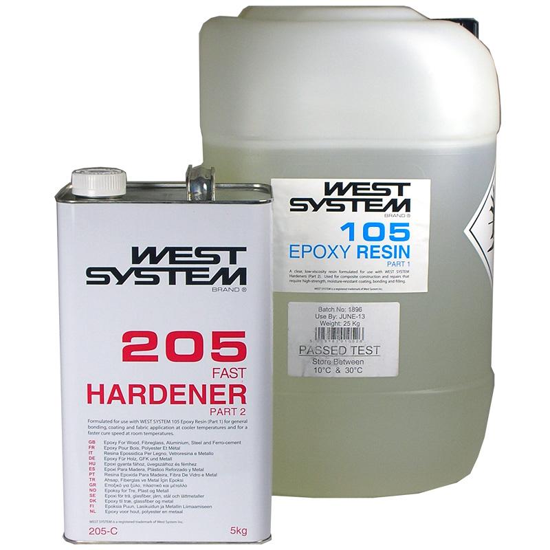 105 West Epoxy C Pack 30kg Kit