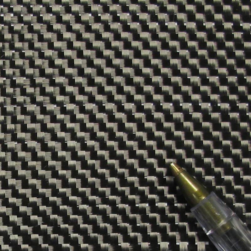 Plain Weave Carbon Fibre Fabric 200gm