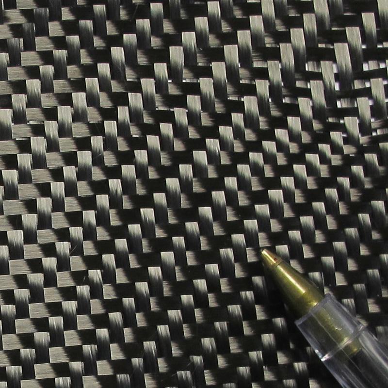 Twill Weave Carbon Fibre Fabric