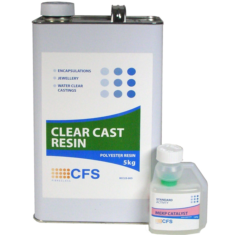 5kg Water Clear Casting Resin Polyester Resin for Jewellery Making /& Embedding.
