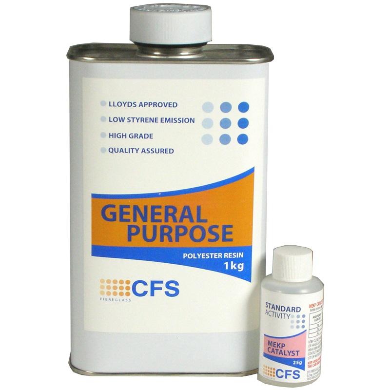 1kg pack General Purpose Resin