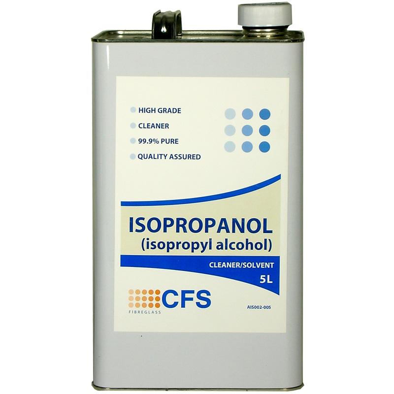 Isopropyl Alcohol 5 Litre