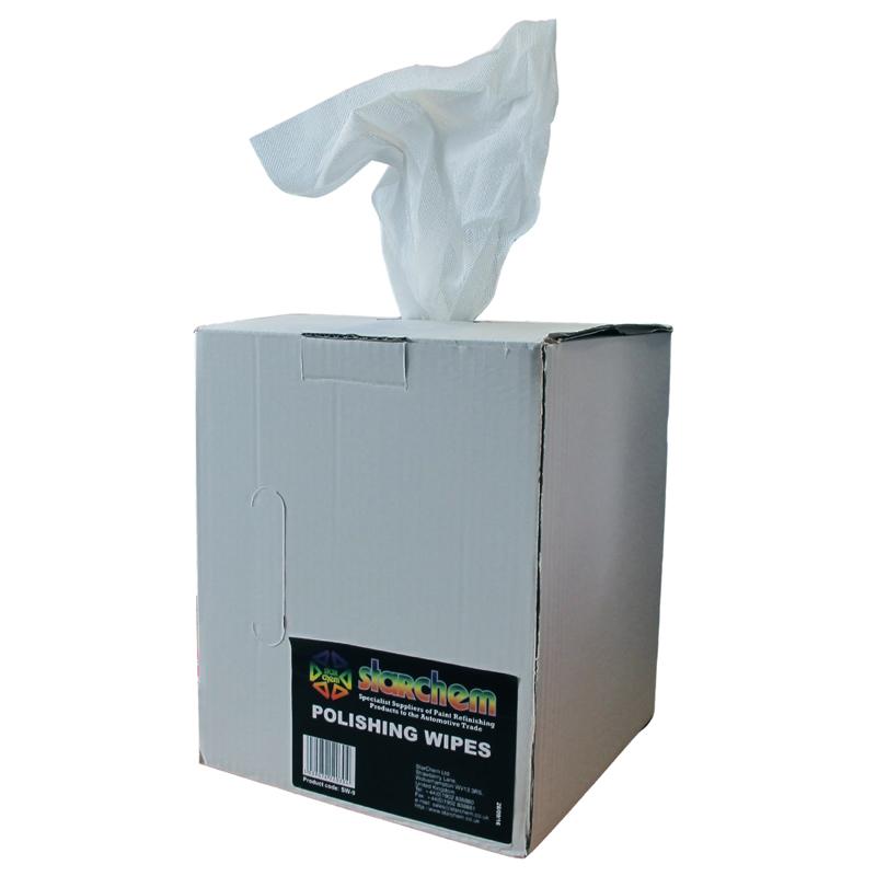 Sw 9 Polishing Cloth 400 Sheet Box