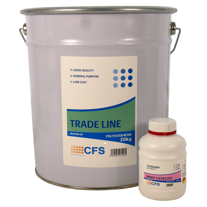 Trade Line Polyester Resin 20kg