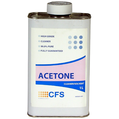 Acetone Cleaner 1 litre